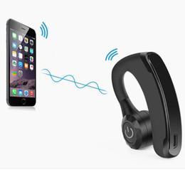 V11 EAR HOOK Sans fil Bluetooth Écouteurs Casques De Bureau Mains Libres Bluetooth Casque Casque avec Micro Contrôle Vocal Musique Earbud V9 ? partir de fabricateur