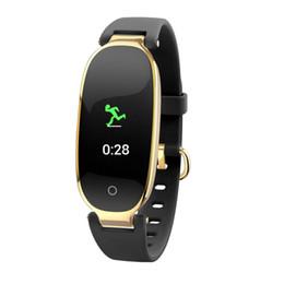 Argentina Smart Watch Sports Pulsera Mujeres Pulsera con Monitor de Frecuencia Cardíaca Fitness Tracker Podómetro Mejores Regalos supplier best wristband trackers Suministro