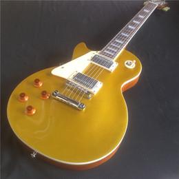 Canada Nouvelle arrivée jaune gaucher guitare électrique avec 6 cordes du fournisseur de porcelaine Offre