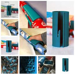 2019 großhandel schneidwerkzeuge Heißes wenig ELF-Ausschnitt-Großhandelspapier, das einfach gemacht wird und Spaß-Verpackungspapier-Schneider, der Regal-Weihnachtswerkzeuge mk852 zeigt rabatt großhandel schneidwerkzeuge