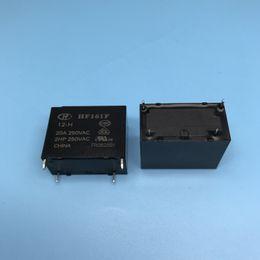 PCB Mount Relay HF3FA-012-ZSTF ZST ZTF a conversion 5-pin 10A 12V