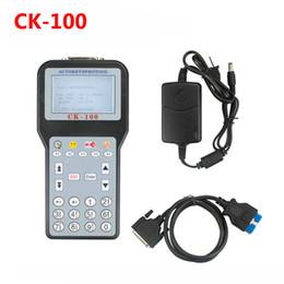 Wholesale Sbb Key Maker - Auto Key Programmer CK 100 No Tokens Limited CK100 Car Key Maker V99.99 Latest Generation of SBB CK-100