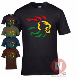 2225b7ede Detalles zu Reggae León Camiseta Dub Ska Skanking Raíces Club Festival  Música Cool Camiseta Divertido envío gratis Unisex Casual regalo
