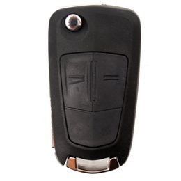 Wholesale cars astra h - New Remote Key Car Key Fob 2 Buttons 433Mhz PCF7941 for Vauxhall Opel Astra H 2004 2005 2006 2007 2008 2009 Zafira B 2005-2013