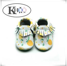 Argentina Zapatos de bebé de suela blanda Mocasines para bebés recién nacidos para niñas y niños Zapatos de niño para baby shower Suministro