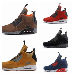 Wholesale american walk - Men's 90 Running Shoes Sneakers Man HYP QS PRM American Flag Independence Day Walking Shoes