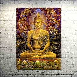 Buddha Painting Poster Canada