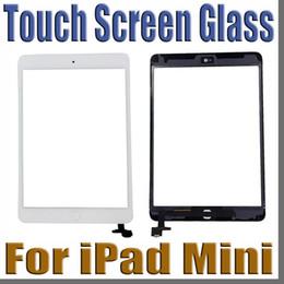 2019 a23 q88 écran tactile 100% nouveau panneau de verre à écran tactile avec numériseur avec touches de connecteur ic pour iPad Mini 2 B-TP