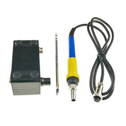 KSGER T12 DIY Reparación Electrónica de Soldador Eléctrico Mango Herramienta de Soldadura Mini Soldadura de Control de Temperatura Estación de Soldadura desde fabricantes