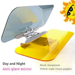 Automóvil Automóvil Visor de protección solar anti-ultravioleta día y noche Antirreflejos antideslumbrante Parasol Espejo Conductor Gafas protectoras desde fabricantes