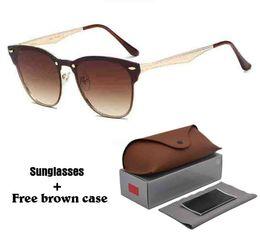 6053441e372a New Arrial Aluminum Magnesium sunglasses women men Brand designer uv400  lens Retro Vintage Sports sun glasses Goggle with free cases and box  discount ...