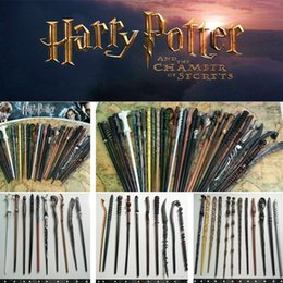 2019 brinquedos mágicos Hot Harry Potter Varinha Mágica Cosplay Hermione Granger Role Play Resina Caixa de Presente Varinha Mágica Harry Potter Varinhas Mágicas brinquedo Fontes Do Partido I407 desconto brinquedos mágicos