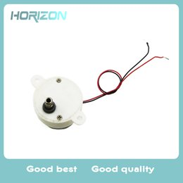wired gear Promo Codes - DC 12V 14RPM 2 Wires High Torque Electric Geared Speed Reduce Motor S30K