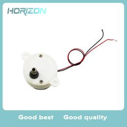 Fios da câmera de vídeo on-line-A velocidade alinhada elétrica do torque alto da CC 12V 14RPM 2 fios reduz o motor S30K