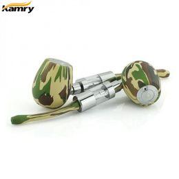 Canada Original K1000 E Pipe mécanique Mod Vape kit avec 3.0ml atomiseur Kamry Camouflage E Pipes Cigarette avec énorme vapeur comme le bois cheap e pipe kamry Offre