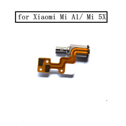 Вибрационный двигатель телефона онлайн-for Xiaomi Mi A1 Vibrator Motor Vibration Module Flex Cable Cell Phone Replacement Repair Spare Parts Tested QC for Xiaomi Mi 5X