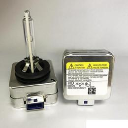 Bombilla de descarga online-2 unids D8S 66548 hid xenon bulbo sostenedor del metal 35 W car styling hid bombillas para la linterna, descarga de alta intensidad inicio rápido linterna del coche