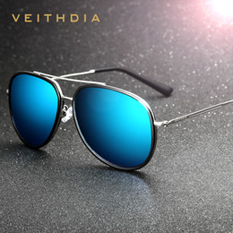 7f1e2548a5 VEITHDIA Polarized Sunglasses Men Outdoor Sport Retro Driving Eyewear Brand  Designer Women Sun Glasses gafas oculos de sol masculino 2725