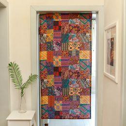 Diseños de habitación superior online-Cortinas en 100% algodón recién diseñado cortina 32in * 55in para la sala de estar decoración de la puerta del oscurecimiento envío gratis