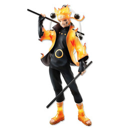 Canada 21cm Anime Figurine Naruto Shippuden Uzumaki Naruto Six Voies Sage Ver Modèle PVC Figure G.E.M. Statue New Naruto Doll Nouveau Offre