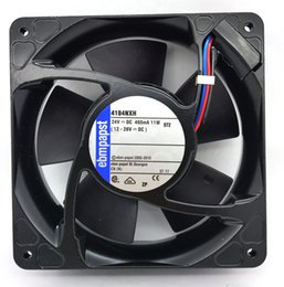 Papst typ 4658n 12CM 120MM 12012038MM AC 230v 19w 18w high-temperature full metal axial cooling fan