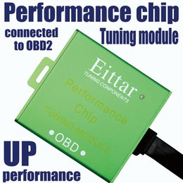 Wholesale Mercedes Module - Eittar car OBD2 OBDII performance chip tuning module Increase power improve response excellent performance for Mercedes-Benz
