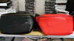 Wholesale Money Pack - Cross Body Hot brand designers pu Waist Bags women Fanny Pack bags bum bag Belt Bag men Women Money Phone Handy Waist Purse Solid Travel Bag