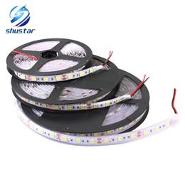 Tira de LED 5050 SMD 12V luz flexible 60LED / m, 5m tiras de LED a prueba de agua 300LED, blanco, blanco cálido, azul, verde, rojo, amarillo desde fabricantes