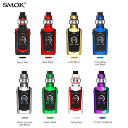 100% Authentique Smok Species 230W Kit avec TFV8 Baby V2 Réservoir Atomiseur SMOKTECH Cigarette Électronique Écran Tactile TC BOX MOD Kits 8 Couleurs ? partir de fabricateur