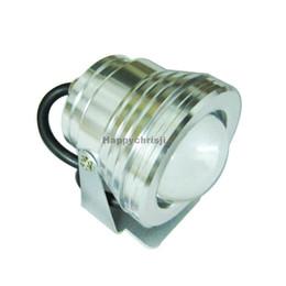 WARFORD Projecteur rond 12V à LED étanche blanc froid et chaud IP67 900W étanche 10W ? partir de fabricateur