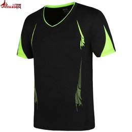 Wholesale El Clothing - UNCO&BOROR big size 6XL,7XL,8XL,9XL T shirt men brand clothing fashion letter T-shirt male Quick-drying casual Tshirt tops&tees