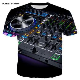 El led chemise en Ligne-YX GIRL mode sonore activé LED T-shirt lumière vers le haut et vers le bas clignotant Égaliseur EL T-shirt hommes pour rock disco fête DJ T-shirt