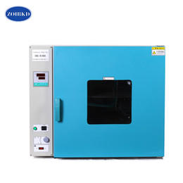 Wholesale Electric Heating Oven - ZOIBKD DHG Series Blast Drying Oven 9140A Stainless Steel Digital Display Electric Heat Air Blast Drying Oven