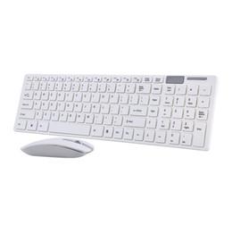 2019 оконная клавиатура xp Бесплатная доставка 2.4 G оптическая беспроводная клавиатура и мышь мыши USB приемник Combo Kit для MAC PC компьютер