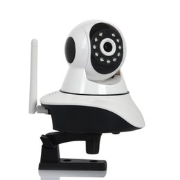 Wholesale Wanscam Wifi Camera - Wanscam HW0041 IP Camera HD 720P 3X Digital Zoom Wireless Wifi P2P IP Camera Support 128G TF Card Surveillance