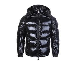 Da Uomo Imbottita A Bolle Puffer Trapuntato Giacca Con Cappuccio Cappotto Caldo Inverno Moda GPL