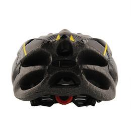 Отверстие 21 онлайн-Велоспорт Горный дорожный велосипед гоночный шлем безопасности 21 отверстия много стилей желтый