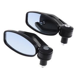 2 stücke 22mm Geändert Alle Aluminium Kirschen 219 Universal Motorrad Rückspiegel Seitenspiegel für Motorrad MFF_20E von Fabrikanten