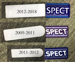 Canada 2009-2011 2011-2012 2012-2018 Champion League Respect patch Badge Badge Football Transfert de Chaleur Livraison Gratuite Offre