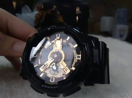 Argentina 2018 AAA G Relojes para hombre de primeras marcas de estilo de choque Relojes deportivos al aire libre Moda Militar Digital Autolight LED Reloj Alarma Reloj Saat cheap military alarm clock Suministro
