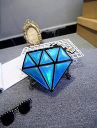 2019 borsa da viaggio houndstooth 2019 Diamanti a catena a nuovo tempo Diamante Donna Solid Zipper PU Cinque colori Versatili tracolle a tracolla laser per fare shopping borsa da viaggio houndstooth economici
