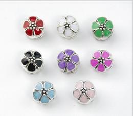 Ajuste pulsera de plata esterlina encantos tapón gran agujero perlas Clip bloqueos encantos europeos encanto Biagi pulseras joyería DIY envío gratis desde fabricantes