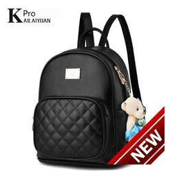time motorcycle Canada - Both Shoulders Bag 2018 New Pattern Tide Backpack Spring Xia Xinkuan Student Fashion Leisure Time Korean Woman Package