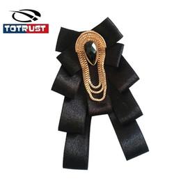 Pajarita británica online-2018 Diamond Bow Tie Para Las Mujeres Pin Corbata Mujeres Y Hombres Cravate Pajarita British Vlinderdas Mujer Corbata Bowtie Boda Krawatte