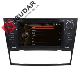 Wholesale Bluetooth Autoradio - Isudar Car Multimedia Player Car Radio GPS Android 7.1.1 1 Din For BMW E90 E91 E92 E93 318 320 325 Canbus Autoradio Bluetooth