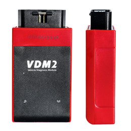 Wholesale Korea Tablets - 2017 New UCANDAS VDM2 VDM II V5.2 WIFI Automotive Scanner For Android Phone & Tablet Support Multi-Language