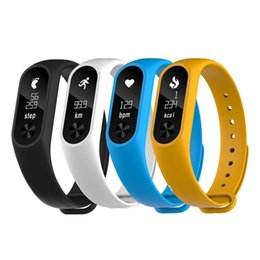 xiaomi m2s Promo Codes - M2S 0.86inch OLED display Heart Rate Monitor Smartband Health Fitness Tracker for Android iOS this is not Xiaomi Mi band 2