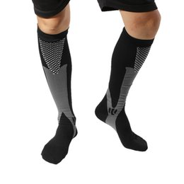 2506a53a4f7 fashion compression knee highs Promo Codes - 1PCS Fashion Unisex Men Women  Leg Support Stretch Magic