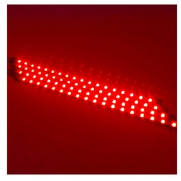 Wholesale Led Interior Light Strips - New RGB LED Strip Music Control 7 Colors Car Styling Atmosphere Interior Lights led atmosphere lamp