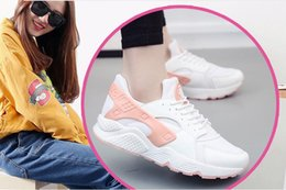 Wholesale korean shoes open toe - 2018 new &#78IKE autumn and winter shoes leisure shoes shoes all-match Korean student Agam W092